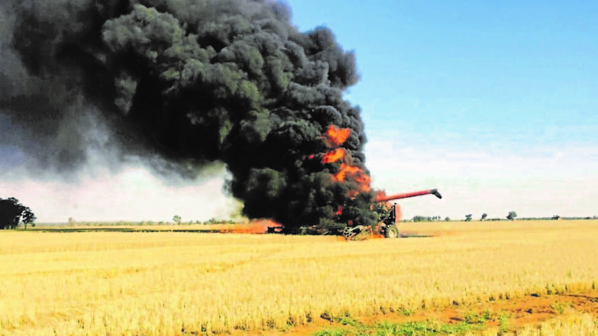 Have you been devastated by fire from harvesting pulse and legume crops?